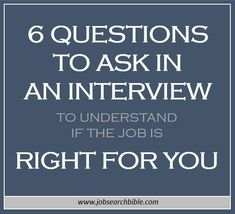 how to ask questions after job offer