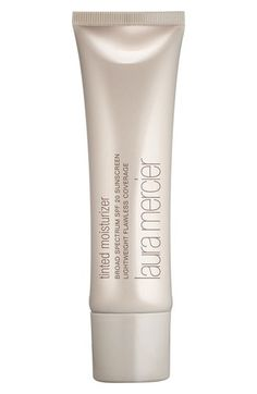 Laura Mercier Tinted Moisturizer SPF 20 available at #Nordstrom (for summer)