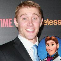 Tyler Jacob Moore Cast as Frozen's Prince Hans on Once Upon a Time #OUAT