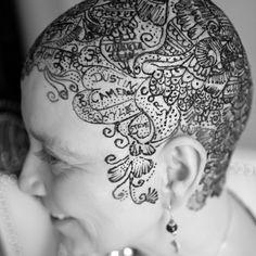 Head henna from Brows, Henna, Tattoos, Eyebrows, Tatuajes, Tattoo, Hennas, Japanese Tattoos, Eye Brows