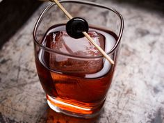 The Boulevardier takes the same Negroni formula--a good dose of gin brushed up with equal parts Campari and sweet vermouth--and gives it a twist by substituting whiskey for the gin.