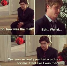 Yes, you've really painted a picture for me. I feel like I was there.