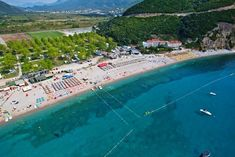A Budva riviéra strandjai Montenegro, Dolores Park, River, Beach, Outdoor Decor, The Beach, Beaches, Rivers