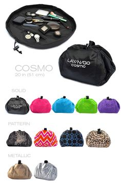 Lay-n-Go | Products Great cosmetic bag!!!
