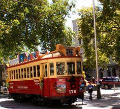 Christchurch Tram 2