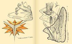 Yeezy 3 Concept | Process | Brett Golliff