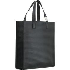bolsa sacola  masculina em couro da grife dior homme