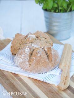 Blitz-Roggen-Brot