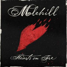 Progressive indie-rock band Molehill from Chicago, IL has premiered the third and final single from their new EP Hearts on Fire.The record will be released on May 12th, but today you can hear the…