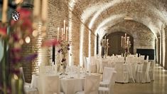 The casemates at Palais Coburg are the PERFECT event space - we can create whatever you have always dreamed of your wedding should look like. Austria Destinations, Wedding Locations, Wedding Venues, Luxury Wedding, Dream Wedding, Wedding Planner, Destination Wedding, Vienna Austria, Reception Rooms