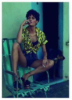 Isabeli Fontana | Vogue Paris