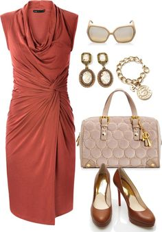 """""""Birthday Dress"""" by fiftynotfrumpy ❤ liked on Polyvore"""