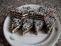 Kókuszos sütemény recept, tejtermék mentes, sütés nélküli süti.