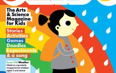 Art and Science Mag for the kiddies