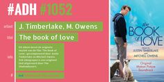 The book of love : original motion picture soundtrack Book Of Love, The Book, Justin Timberlake, Soundtrack, Album, The Originals, Film, Books, Pictures