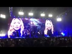 Madonna - The Rebel Heart Tour - Opening - 09.09.2015 - http://www.justsong.eu/madonna-the-rebel-heart-tour-opening-09-09-2015/