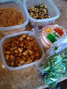 Spice rubbed chicken pan seared in corn oil and served with corn and black bean salad and Spanish rice. Best served on hot, par-fried corn tortillas with crumbled Cotija cheese. www.friendthatcooks.com