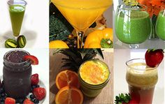 Juicing for Weight Loss | Reboot With Joe  and other great recipes and resources