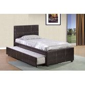 Found it at Wayfair - Twin Upholstered Platform Bed