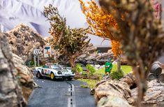 Ultima Vuelta Remo, Rally, Slot, Rear View Mirror