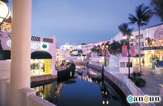 Don't skip a visit to La Isla Shopping Center next time you are in Cancun - you won't regret it.