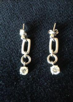 Kaufe meinen Artikel bei #Kleiderkreisel http://www.kleiderkreisel.de/accessoires/ohrringe/116095848-fossil-damen-ohrringe