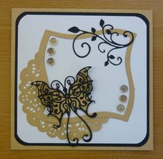 Card - cheery Lynn and Kraft