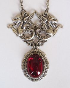 Gothic Jewellery | Gothic Jewelry, Vampire Necklace, Dragon Necklace, Jewellery, Goth ...