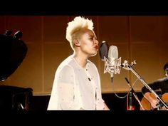 """I have probably pinned this already. Eh well... enjoy it again :)   Emeli Sande """"Maybe (Acoustic)"""""""