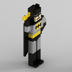 Batman, Iron Man and more #LEGO Superheroes and Villains