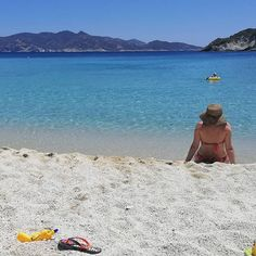 Vitamin sea Vitamin D & endless Blue Vitamin D, Summer Vibes, Beach Mat, Greece, Outdoor Blanket, How Are You Feeling, Swimming, Sun, Island