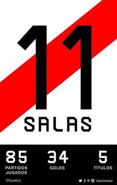 Hace 19 años, Marcelo Salas debutaba en #RiverPlate con un 3-2 sobre Huracán. ¿Cuál es el gol que más recuerdas con el Millonario?  #MatadorHayUnoSolo #ElFenómenoElFenómeno!!