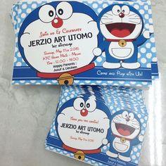 Imatge relacionada Doraemon, Frosted Flakes, Invitation Cards, Cereal, Box, Image, Invitations, Snare Drum, Boxes