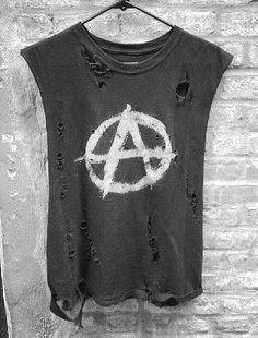 Anarchy shirt! hell yeah