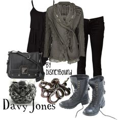 Disney Clothes, didn't think i would, but i really like this. Love the bag and boots, and the sweater's not bad either
