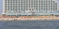 Weddings At Hilton Ocean City Oceanfront Suites In MD