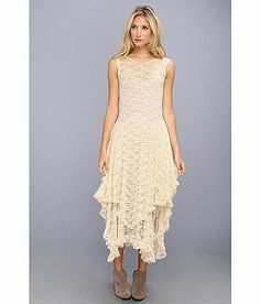 Free People Intimately French Courtship Slip Dress S/P  $98.00
