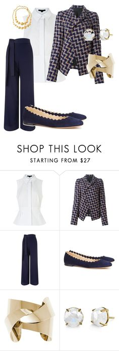 """""""Untitled #44"""" by wendy-kashner-jackson on Polyvore featuring Alexander Wang, Haider Ackermann, Miss Selfridge, Chloé, Marco Bicego, women's clothing, women, female, woman and misses"""