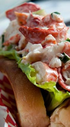The Best New England Lobster Roll