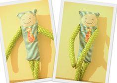 SOLD! Adorable handmade plush doll, $15 (excludes sending fees) for sale here http://www.facebook.com/mu.xi.cu - muxicu.handmade@gmail.com