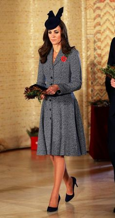 Kate Middleton Photos: Prince William and Kate Mark ANZAC Day — Part 3