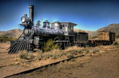locomotive old tucson