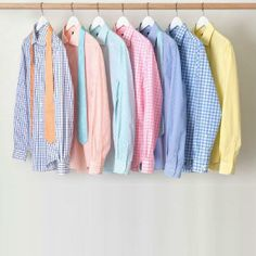 Country Road shirts and ties