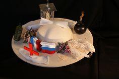 De hoed van Florence Nightingale