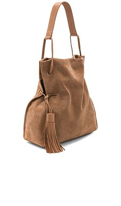 3bc26eda1afe Shop for ALLSAINTS Freedom Hobo in Light Caramel at REVOLVE. Free 2-3 day