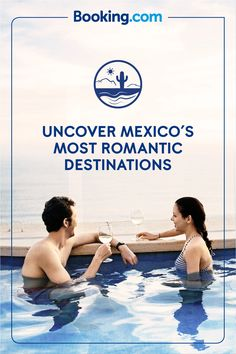 Find your romantic destination in Mexico with Booking.com. From whale watching in La Paz, to sunrise over the pyramids of Teotihuacán or yoga in Cozumel, Mexico is packed with big experiences to share with your loved one.