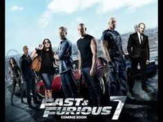 Fast & Furious 7 - Trailer First Look   7.11.2014