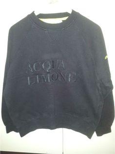 sweatshirt Acqua Limone