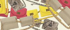 The Erin Dana Belt Bag is an updated version of a fanny pack, with pretty metallics and a bunch of fun colors.  http://seenheardknown.com/cool-stuff/erin-dana-belt-bag/