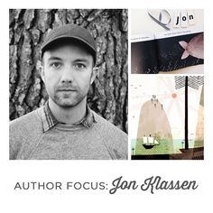 Inspiring insights and book recommendations from the great author, Jon Klassen.